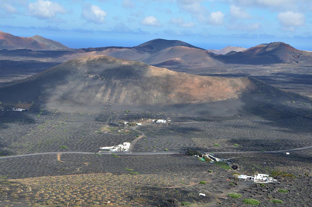 Diama vista desde Montaña Gaida.